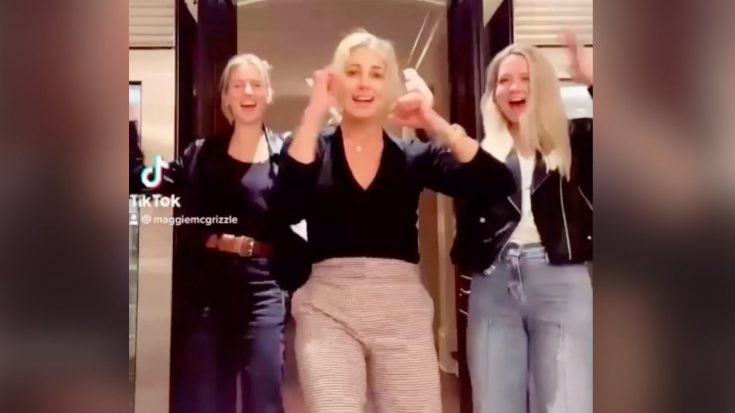 Faith Hill & Daughter Maggie Show Off Their Dance Moves | Classic Country Music Videos