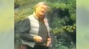 John Wayne & His Kids Appear In 1977 Commercial For Great Western Bank