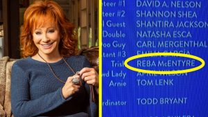 "Reba McEntire Announces ""Secret"" Role In New Movie ""Barb And Star"""