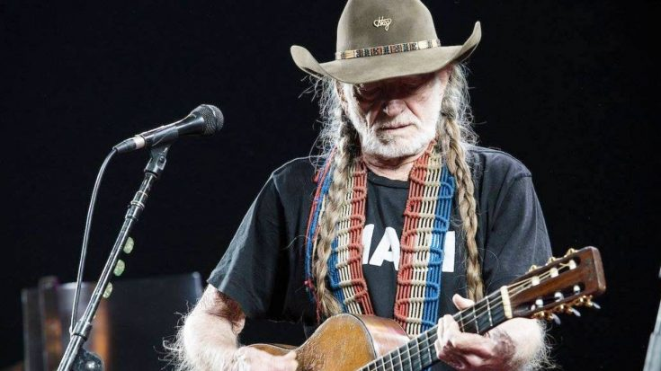 """Willie Nelson On Retiring: """"Something I Don't Even Want To Think About"""" 