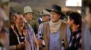 Looking Back At Coors Light Ad Starring John Wayne And The 'Bonanza' Cast