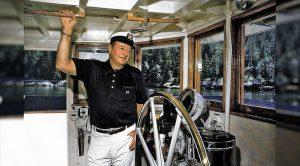 "A Closer Look At John Wayne's Custom Yacht, ""Wild Goose"""