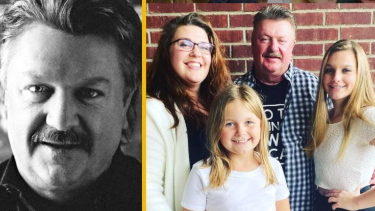 An Open Letter From Joe Diffie's Family