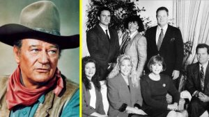 Introducing John Wayne's 7 Children
