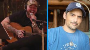 Post Malone Goes Country: Covers Brad Paisley's 'I'm Gonna Miss Her' For Texas Benefit