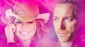 "Shania Twain Records ""Forever And Ever, Amen"" With Irish Pop Artist Ronan Keating"