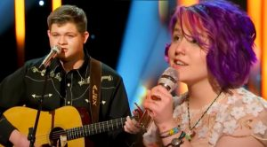 """Luke Bryan Gives Teen """"Idol"""" Singers """"Kudos"""" For Cover Of """"I Walk The Line"""""""