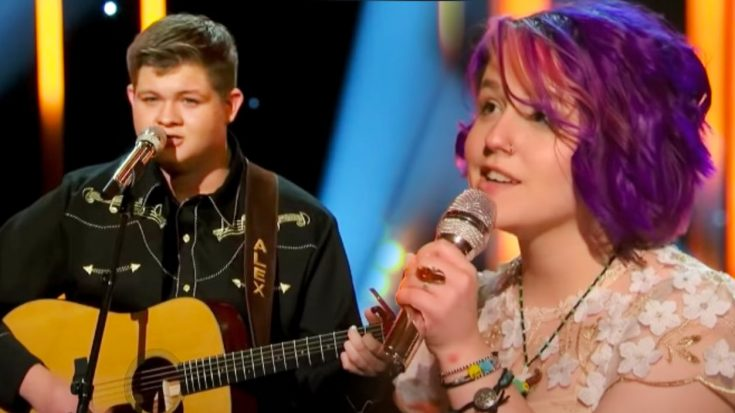 """Luke Bryan Gives Teen """"Idol"""" Singers """"Kudos"""" For Cover Of """"I Walk The Line"""" 