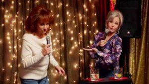 "Reba McEntire Sings ""Islands In The Stream"" Off-Key In ""Young Sheldon"" Scene"
