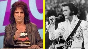 Alice Cooper Once Pointed A Loaded Gun At Elvis Presley