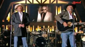 """Alan Jackson & George Strait Honor George Jones With """"He Stopped Loving Her Today"""""""