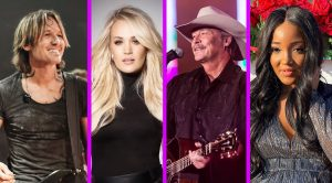 Alan Jackson Included In 2021 ACM Performances
