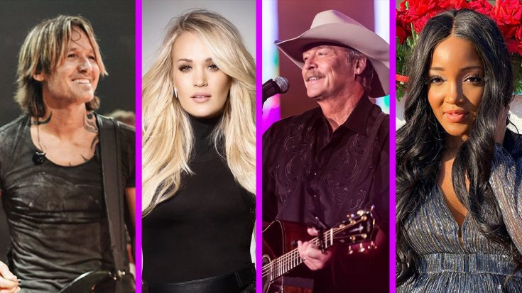 Alan Jackson Included In 2021 ACM Performances | Classic Country Music Videos