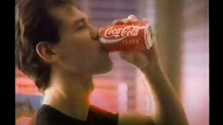Flashback To Randy Travis' 1993 Coca-Cola Commercial | Classic Country Music Videos