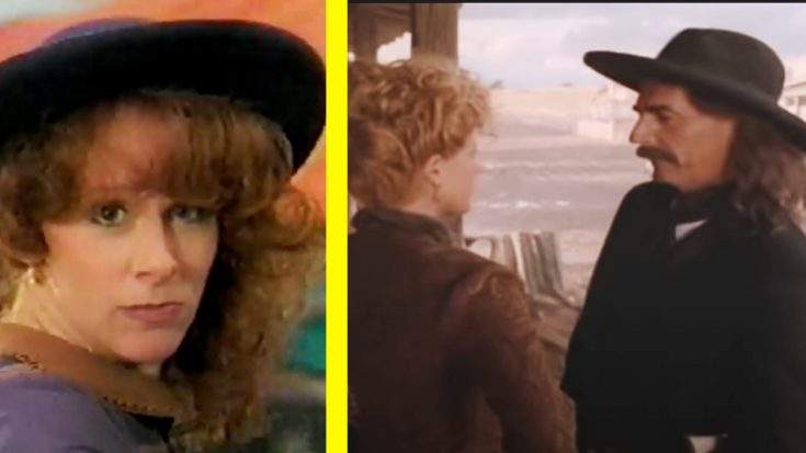 Remember When Sam Elliott And Reba McEntire Co-Starred In A Western? | Classic Country Music Videos