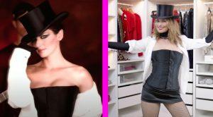 "Shania Twain Wears ""Man! I Feel Like A Woman"" Outfit Years Later"
