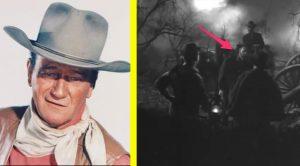 Video: John Wayne's Secret Cameo In Western Series 'Wagon Train'