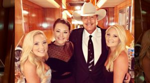 """Alan Jackson's Daughters Featured In New Video For """"You'll Always Be My Baby"""""""