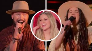"""Team Kelly Singers Battle Over Fleetwood Mac's """"Dreams"""" On """"The Voice"""""""