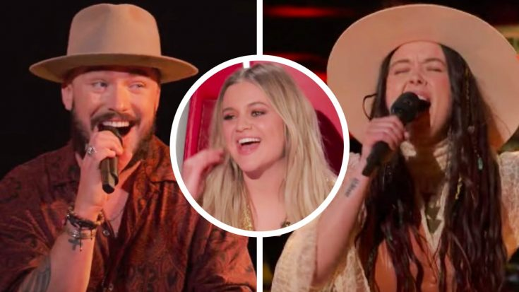 "Team Kelly Singers Battle Over Fleetwood Mac's ""Dreams"" On ""The Voice"" 