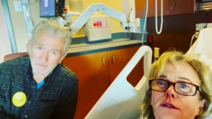 Linda Purl & Patrick Duffy Share Video From Hospital | Classic Country Music Videos