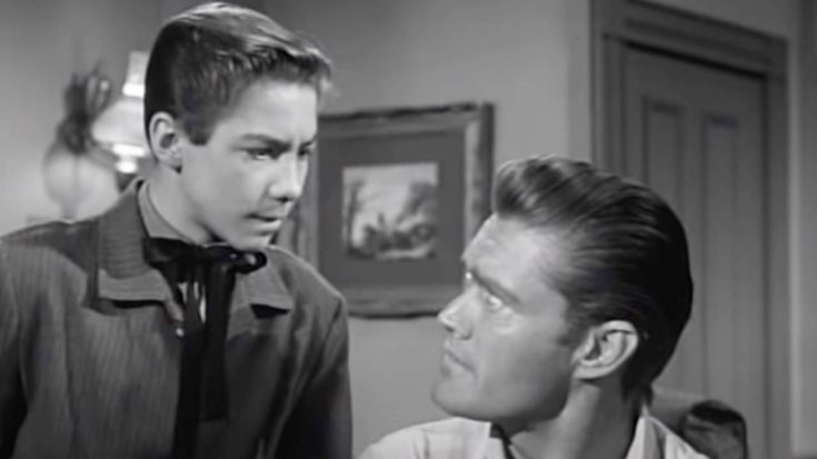 """""""The Rifleman"""" Star Dead At 75 