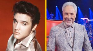 Tom Jones Called Out Elvis During Live Show