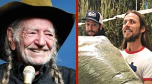 Willie Nelson's Son Lukas Shows Off 'Stash' From Willie's Reserve