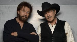 Why Brooks & Dunn Almost Didn't Record Their Hit Song 'My Maria'
