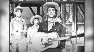 Andy Griffith & Elvis Presley Did A Cowboy Comedy Skit Together In 1956