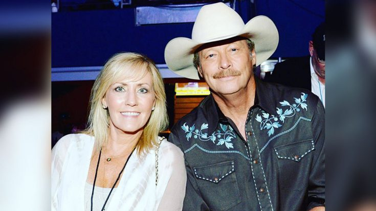 Alan Jackson Talks About Song He Wrote On Wife's Cancer Battle | Classic Country Music Videos