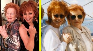 How Reba Honored Her Late Mom On Mother's Day