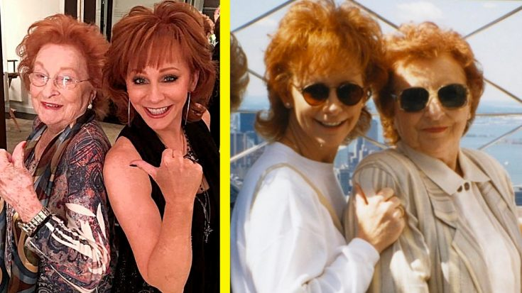 How Reba Honored Her Late Mom On Mother's Day | Classic Country Music Videos