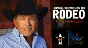 2022 Houston Rodeo Announces First Artist In Line Up: George Strait