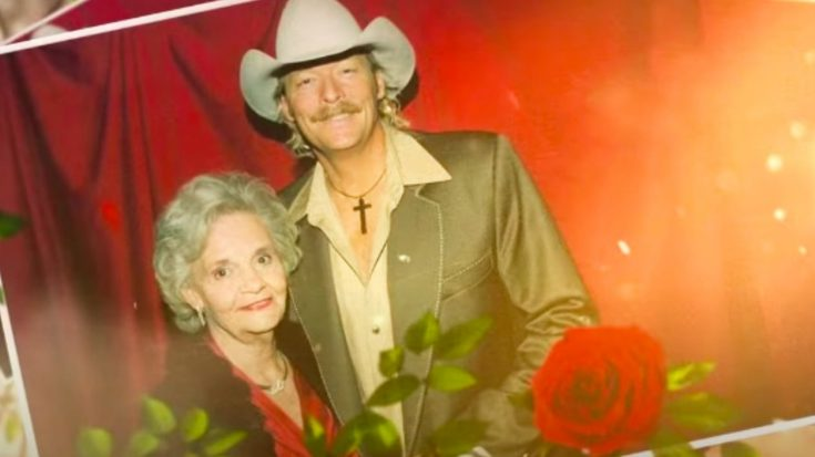 Alan Jackson Grieves His Mom's Death In New Song & Lyric Video | Classic Country Music Videos