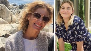 Faith Hill Cries As She Writes Post About Daughter Gracie