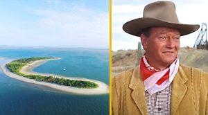 John Wayne's Private Island For Sale At $16 Million