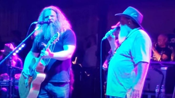 """Jamey Johnson Joined By Surprise Guest For """"In Color"""" Duet"""