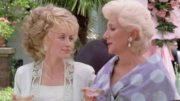 "Dolly Parton Mourns ""Steel Magnolias"" Co-Star Olympia Dukakis 