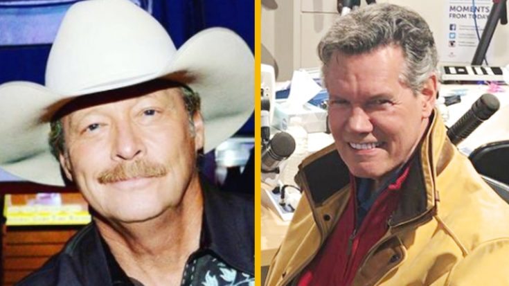 """Randy Travis Responds To Alan Jackson's Comments That Country Music Is """"Fading Away"""" 