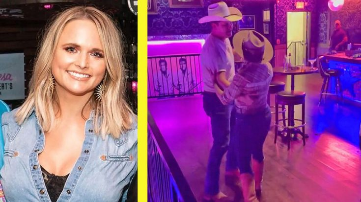 "Miranda Lambert & Jon Pardi Dance To George Strait's ""Check Yes Or No"" | Classic Country Music Videos"
