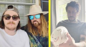 Billy Ray Cyrus Welcomes New Grandson – See The 1st Pics