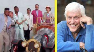 "Pentatonix Honors Dick Van Dyke With ""Chitty Chitty Bang Bang"" Performance"
