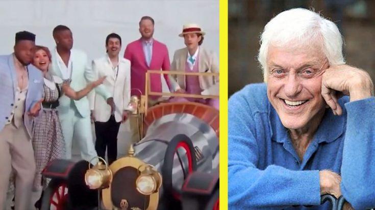 "Pentatonix Honors Dick Van Dyke With ""Chitty Chitty Bang Bang"" Performance   Classic Country Music Videos"