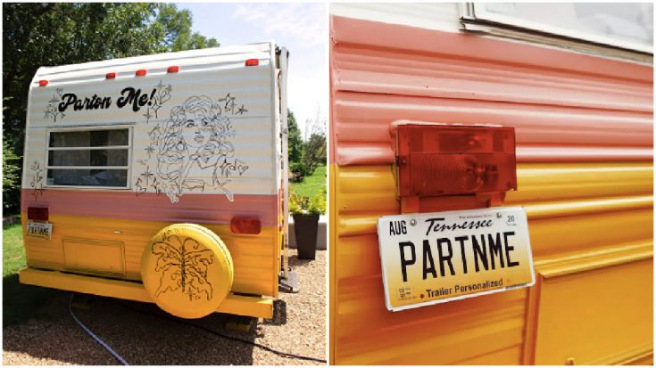 PARTNME: See Inside Dolly Parton-Inspired Airbnb Camper