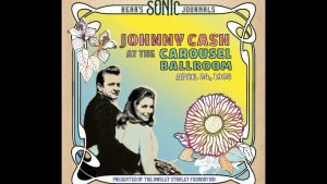 Unreleased Live Johnny Cash Album From 1968 Coming In September