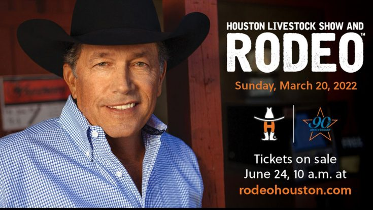 George Strait RodeoHouston Tickets Sell Out In 10 Minutes