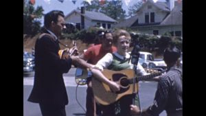 Home Video Surfaces Showing Young Dolly Parton Singing In Gas Station Parking Lot