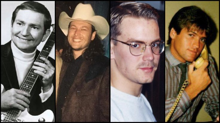 11 Male Country Singers Who Had Impressive Hair Transformations
