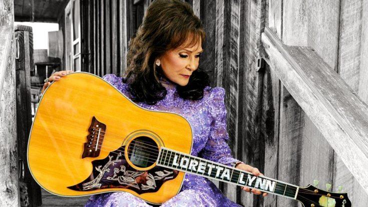 Loretta Lynn Named As Recipient Of Prestigious ACM Award